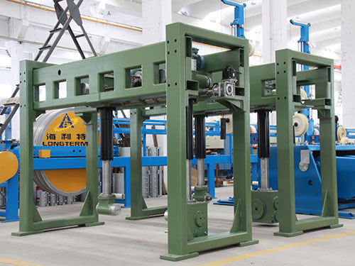 Longterm-group-φ1600---φ2500-Gantry-type(double-beam)-pay-off-&-take-up