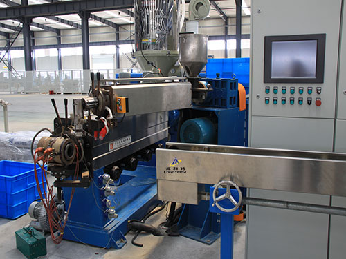 Longterm-group-65+35-cable-production-line