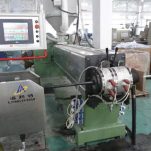 Longterm group 45 wire extrusion production line