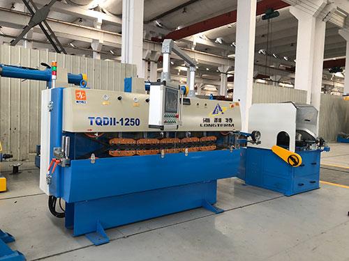 Wuxi Longterm Machinery TQD11-1250-caterpillar